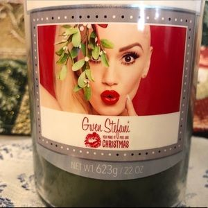 Collectable Rare Yankee Candle Gwen Stefani 22 oz.